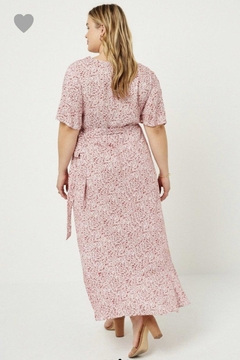 Hayden Floral Wrap Dress - Alternate List Image