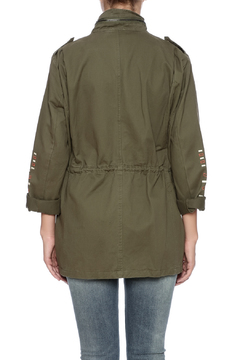 Hayden Oversized Military Jacket - Alternate List Image