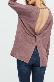 Cherish Hayden Knit Top - Product Mini Image