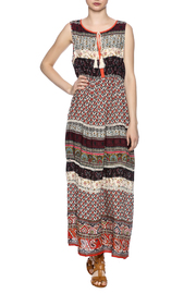 Hayden Los Angeles Paisley Printed Maxi - Product Mini Image