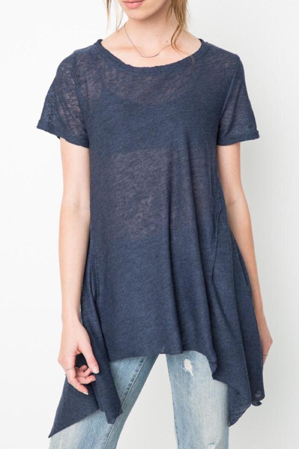Hayden Modern Tee Shirt - Front Cropped Image