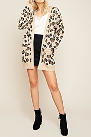 Hayden The Brianna Cardigan - Back cropped