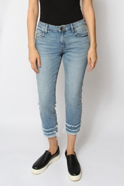 Unpublished Hayden Triple-Hem Jeans - Product Mini Image