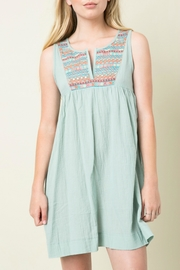 Hayden Los Angeles Boho Summer Dress - Front cropped
