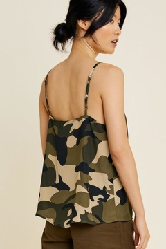 Hayden Los Angeles Camouflage Camisole Top - Alternate List Image