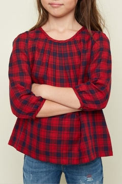 Hayden Los Angeles Classic Plaid Top - Alternate List Image