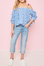 Hayden Los Angeles Country Posh Blouse - Product Mini Image