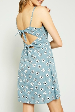 Hayden Los Angeles Daisy Tie-Back Dress - Alternate List Image
