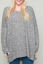 Hayden Los Angeles Claire Heather Tunic - Front full body