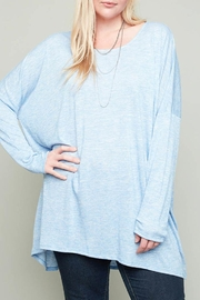 Hayden Los Angeles Claire Heather Tunic - Front cropped