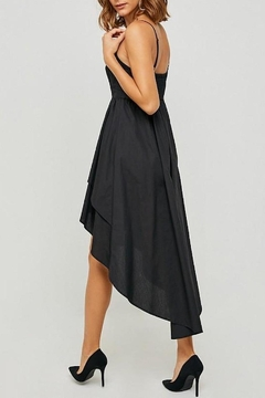 Hayden Los Angeles High-Low Cocktail Midi-Dress - Alternate List Image