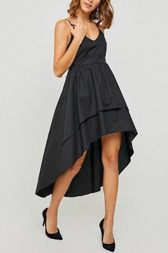 Hayden Los Angeles High-Low Cocktail Midi-Dress - Product List Image