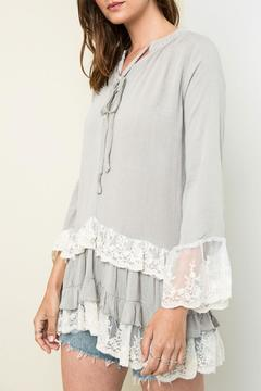 Shoptiques Product: Lace Tunic