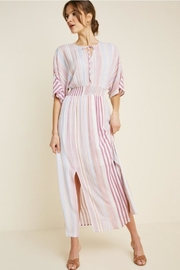 Hayden Los Angeles Pastel Maxi Dress - Product Mini Image