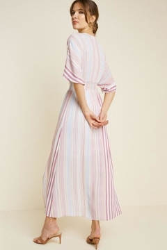 Hayden Los Angeles Pastel Maxi Dress - Alternate List Image