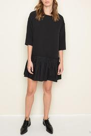 Hayden Los Angeles Ruffled Hem Dress - Product Mini Image