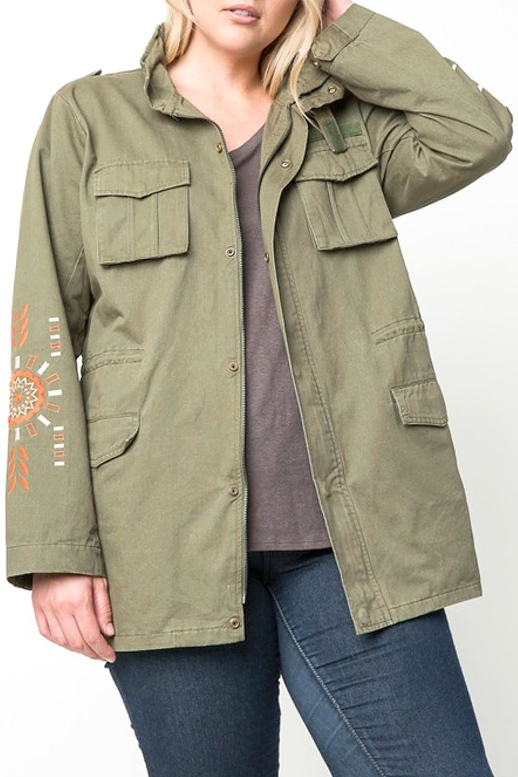 Hayden Los Angeles Southwest Embroidered Jacket - Main Image