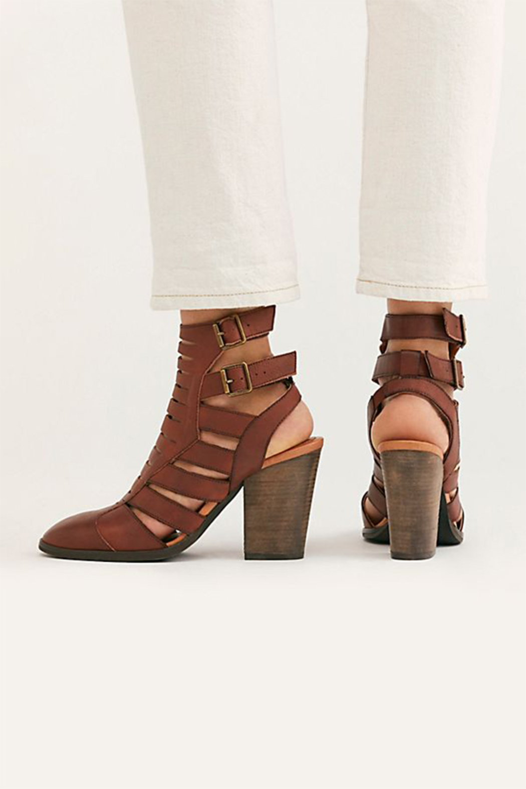 Free People Hayes Heel Boot - Side Cropped Image
