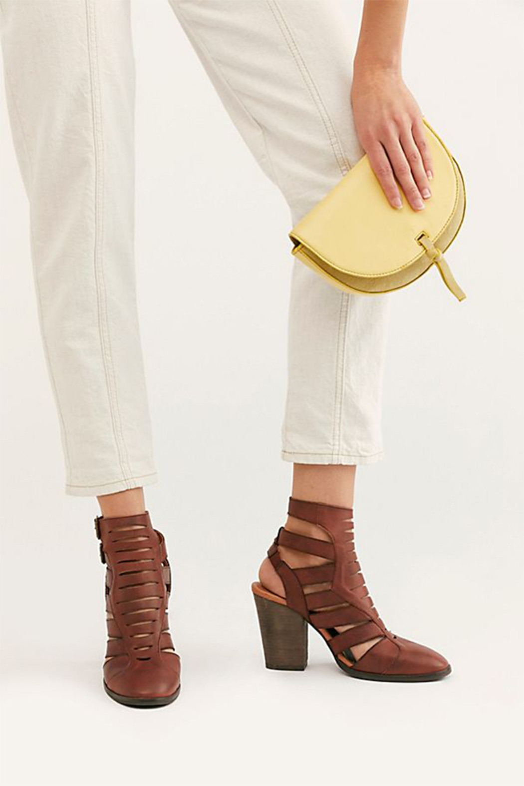 Free People Hayes Heel Boot - Front Cropped Image