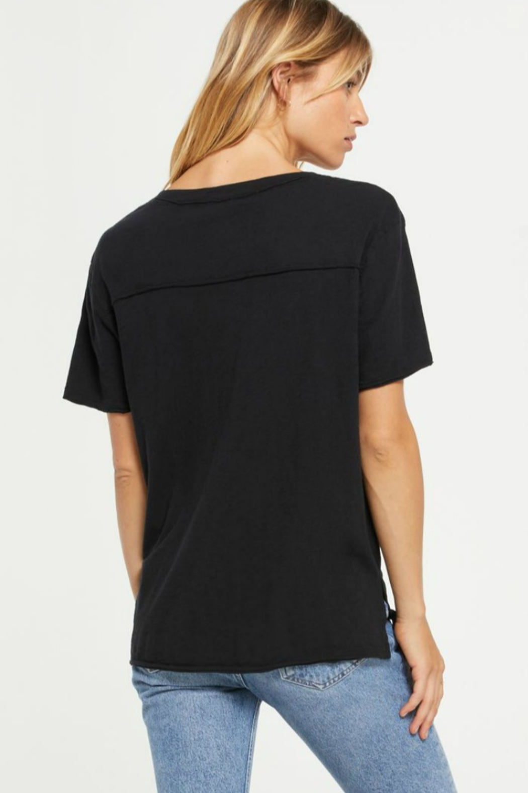 Zsupply Haylee Tee - Side Cropped Image