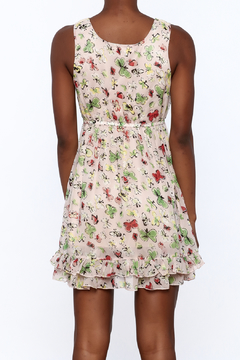 Hazel Butterfly Print Dress - Alternate List Image