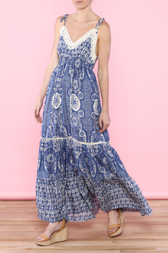 Hazel Capri Maxi Dress - Product List Image
