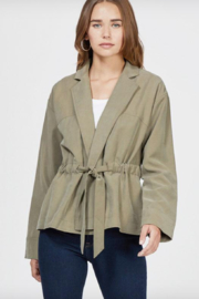 Greylin Hazel Cinch Tie Jacket - Product Mini Image