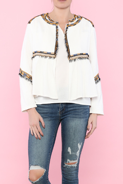 Hazel Cleopatra Long Sleeve Jacket - Product List Image