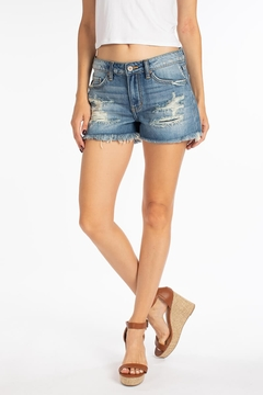 Kan Can HAZEL MID RISE SHORT - Product List Image