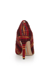 Sam Edelman Hazel Red Multi Heel - Other