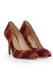 Sam Edelman Hazel Red Multi Heel - Product Mini Image