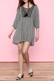 Hazel Tunic Dress - Front full body