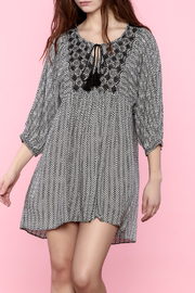 Hazel Tunic Dress - Front cropped