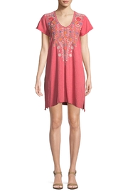 Johnny Was Hazelton Embroidered Dress - Product Mini Image