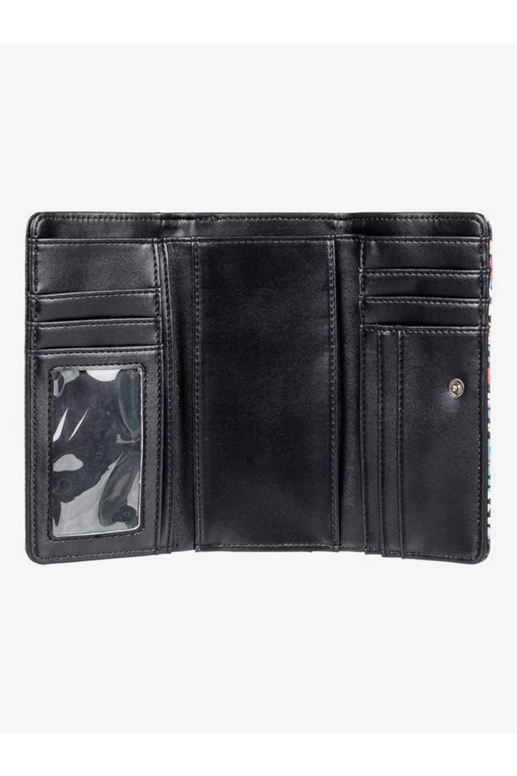 Roxy Hazy Daze Tri-Fold Wallet - Side Cropped Image