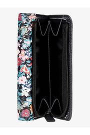 Roxy Hazy Daze Tri-Fold Wallet - Front full body