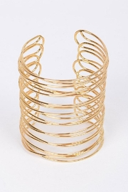 HD Gold Layered Bracelet - Product Mini Image