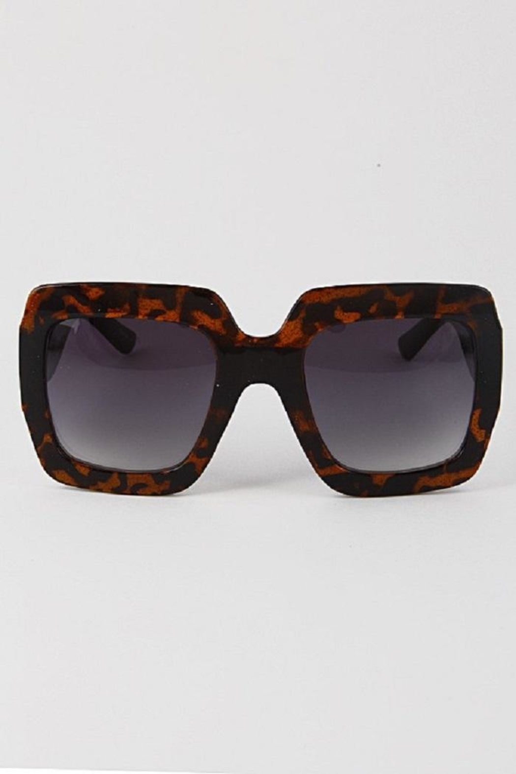 HD Gucci Inspired Shades - Front Cropped Image