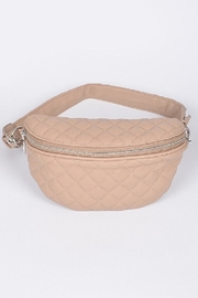 HD Quilted Fanny Pack - Product Mini Image