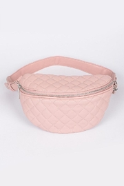 HD Quilted Fanny Pack - Front cropped