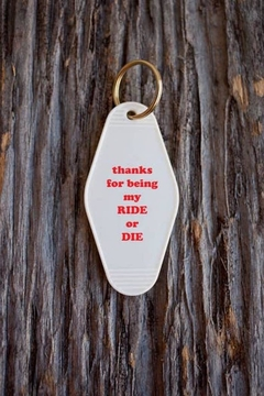 He Said, She Said Thanks For Being My Ride Or Die - Alternate List Image