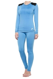 Head Women's Brushed 2 Piece Base Layer Set - Front cropped