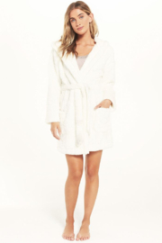 z supply Head In The Clouds Robe - Front full body