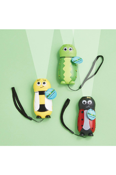 Cupcake and Cartwheels Head Lights Rechargeable Bug Flashlight - Product List Image
