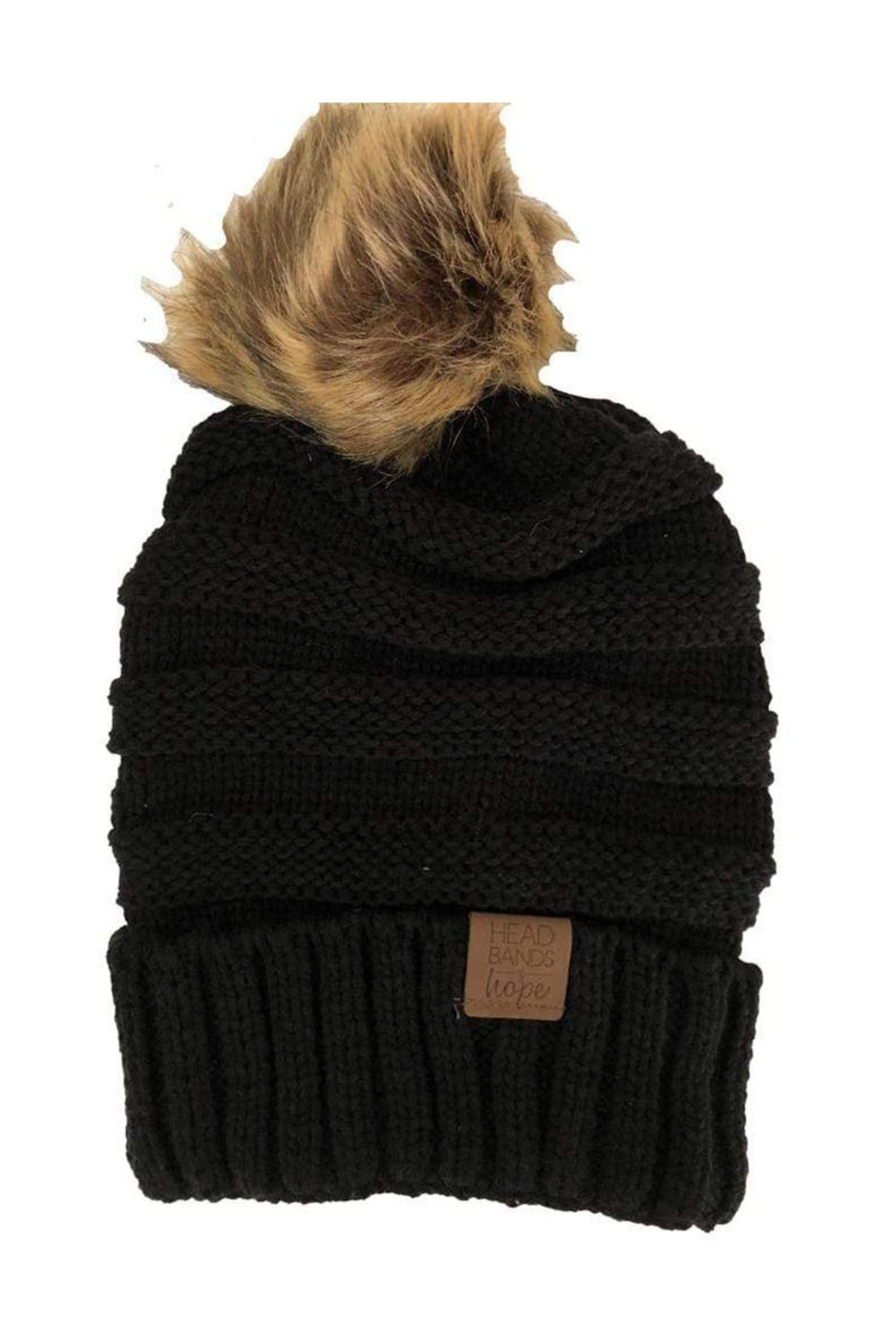 Headbands of Hope Beanie - Front Cropped Image