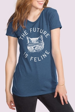Headline Shirts Future Feline Tee - Product List Image