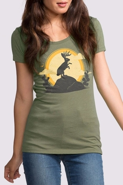 Headline Shirts Jackalope Tee - Alternate List Image