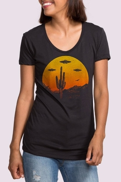 Headline Shirts UFO Country Tee - Product List Image