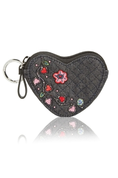 Vera Bradley Heart Bag Charm - Alternate List Image