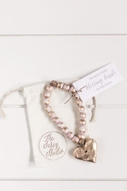 The Sercy Studio  Heart Blessing Beads - Product Mini Image